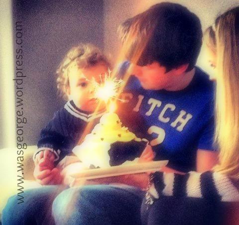 George's First Birthday