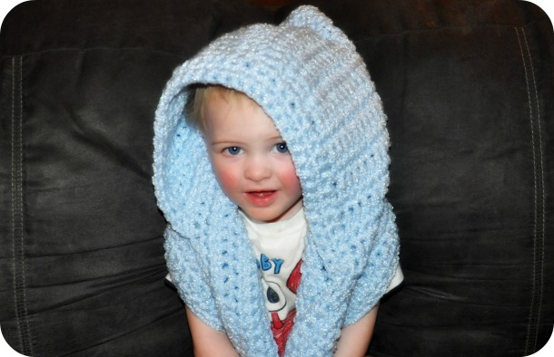 My sweet little blue eyes