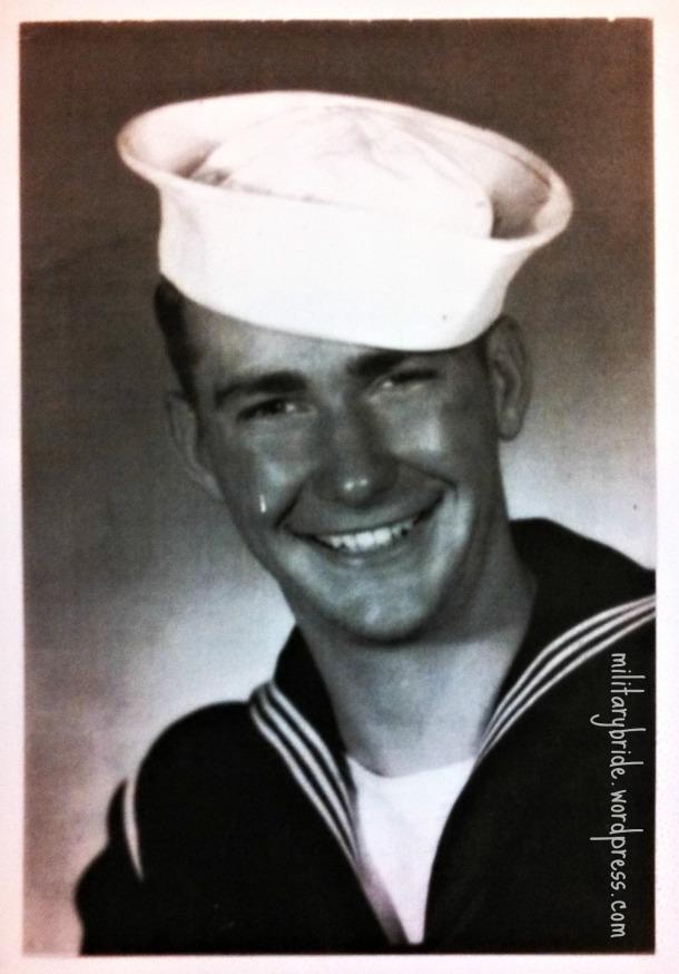 My Grandpa, the Navy Man